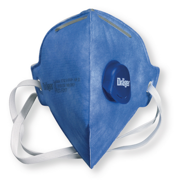 Fine dust mask FFP 1 Premium with valve